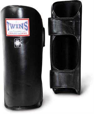 Twins Leather Shin Guards